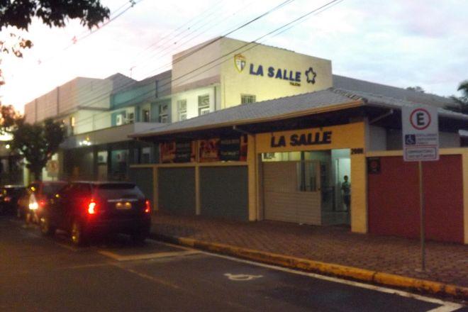 Teatro Colegio La Salle Toledo, Toledo, Brazil
