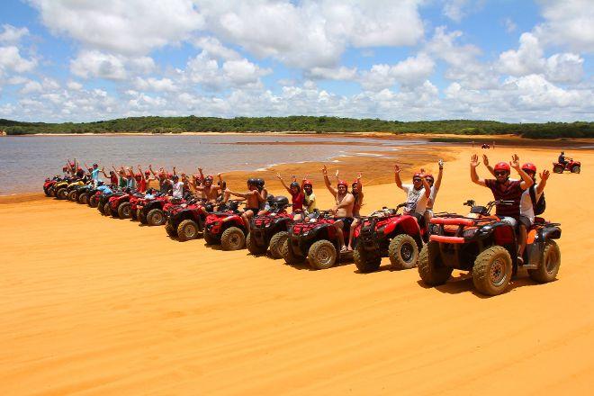 Terra Molhada, Nisia Floresta, Brazil