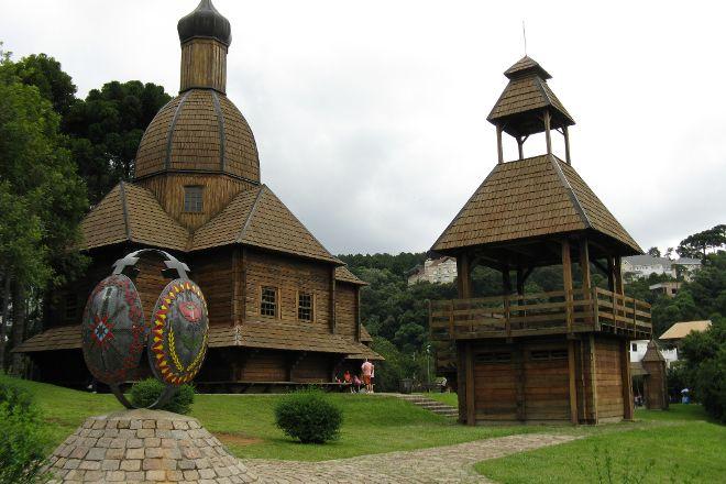 Ukranian Memorial, Curitiba, Brazil
