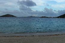 Deadman's Beach, Peter Island, British Virgin Islands