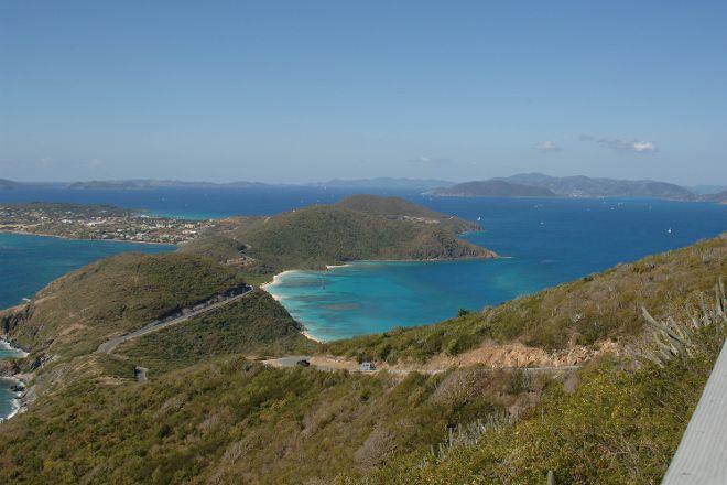Biras Creek Trail, Virgin Gorda, British Virgin Islands