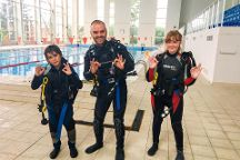 Baracuda Dive Centre, Varna, Bulgaria