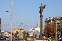 Saint Sofia Monument, Sofia, Bulgaria