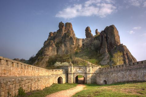 Belogradchik Fortress, Belogradchik, Bulgaria