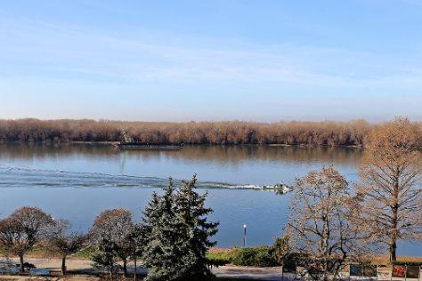 Danube River, Ruse, Bulgaria