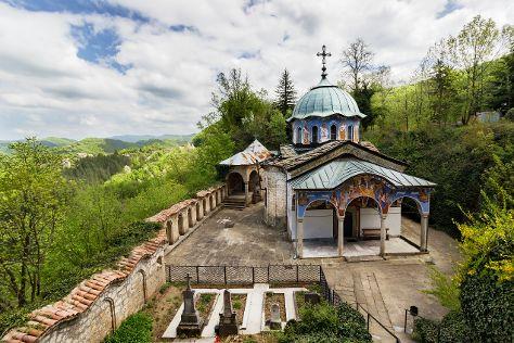 Sokolski Monastery, Gabrovo, Bulgaria