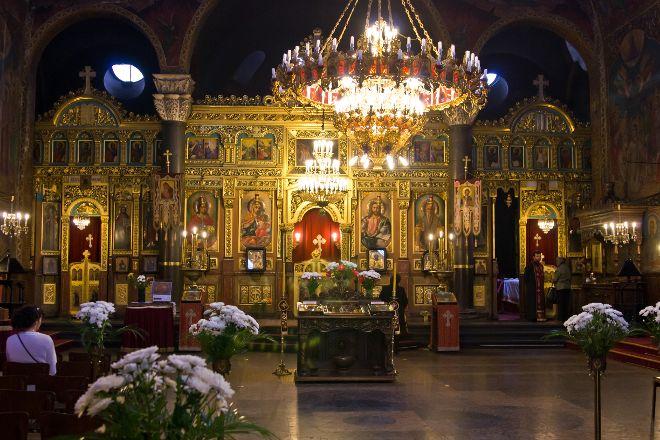 Catedral de Sveta-Nedelya, Sofia, Bulgaria