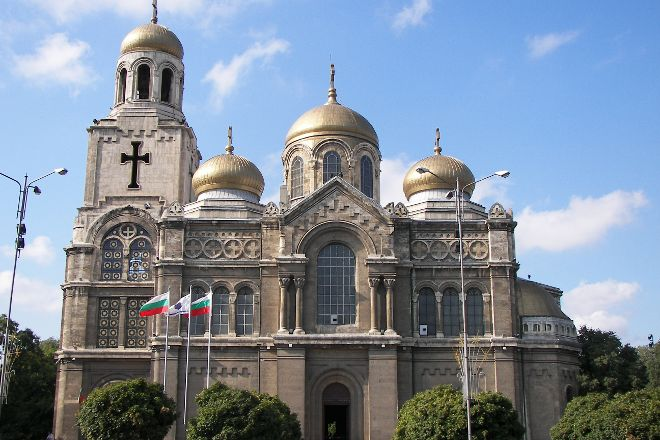 Cathedral of the Assumption of the Virgin, Varna, Bulgaria