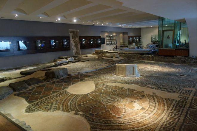 Cultural Center-Museum Trakart, Plovdiv, Bulgaria