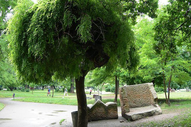 Doctors' Garden, Sofia, Bulgaria