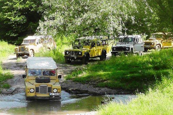 Jeep Safari, Varna, Bulgaria