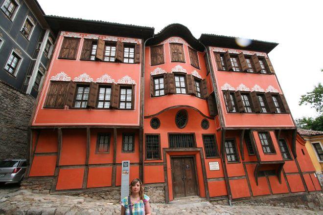 Plovdiv Regional Historical Museum - Bulgarian National Revival Exposition, Plovdiv, Bulgaria