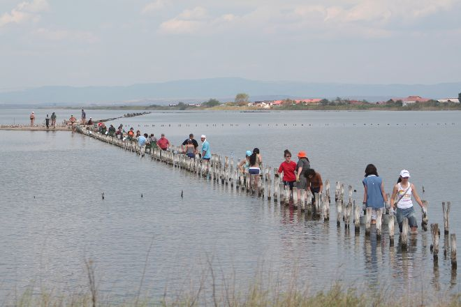 Pomorie Lake, Pomorie, Bulgaria