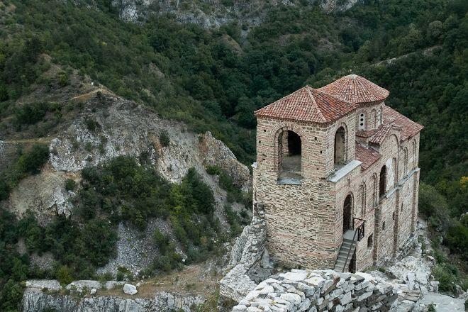 St. Bogoroditsa Petrichka Church, Asenovgrad, Bulgaria