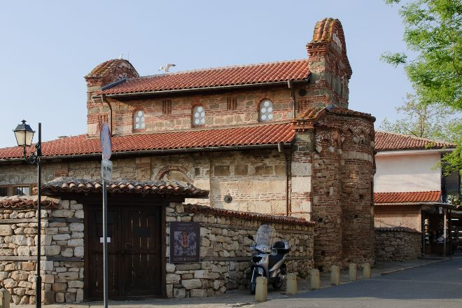 St Stephens Church, Nessebar, Bulgaria