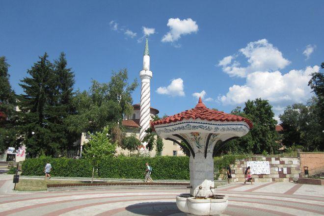 The Big Drinking Fountain, Samokov, Bulgaria