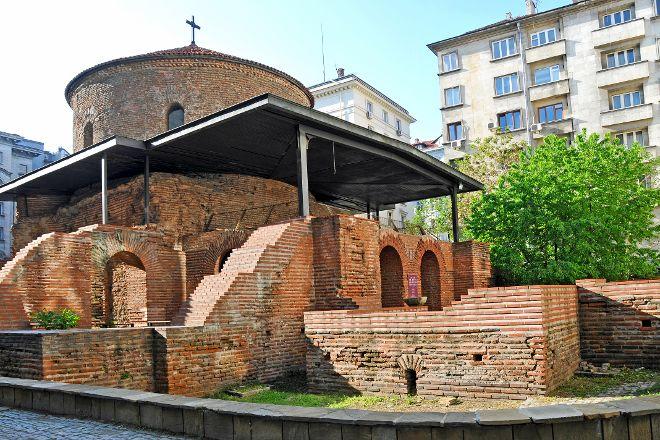 Church St. George Rotunda, Sofia, Bulgaria