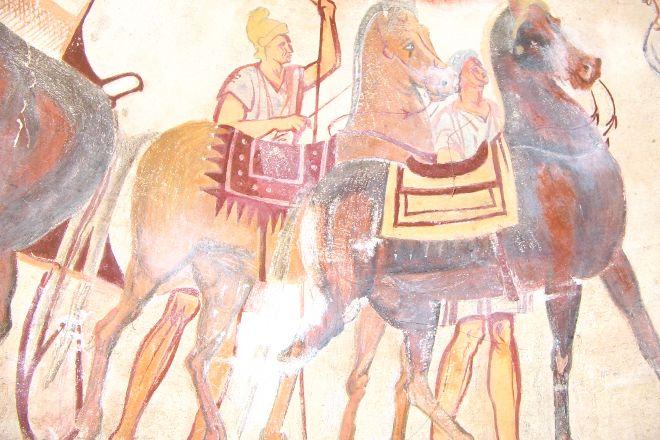 Thracian Tomb, Kazanlak, Bulgaria
