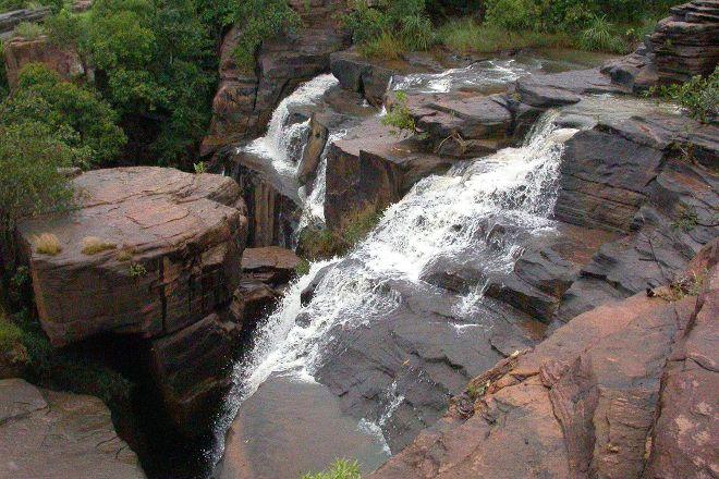 Karfiguela Falls, Banfora, Burkina Faso