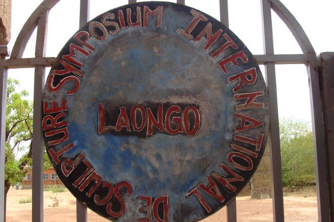 Laongo Sculpture Symposium, Ouagadougou, Burkina Faso