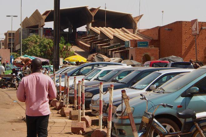 Ouagadougou Markets, Ouagadougou, Burkina Faso