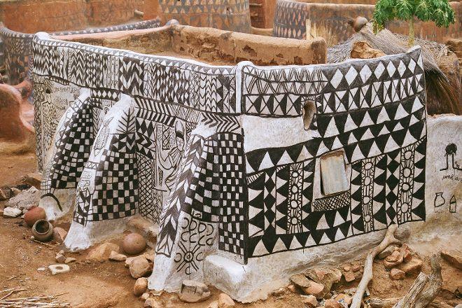 Royal Palace of Tiebele, Tiebele, Burkina Faso