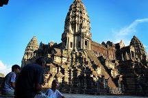 Angkor Heritage Tours, Siem Reap, Cambodia