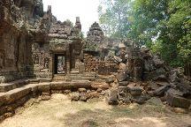 Banteay Kdei, Siem Reap, Cambodia