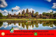 Happy Angkor Tour