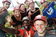 High Point Adventure Park, Koh Rong, Cambodia