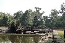 Neak Pean, Siem Reap, Cambodia