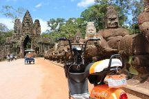 Ovelocity - E-Bike Rental, Siem Reap, Cambodia