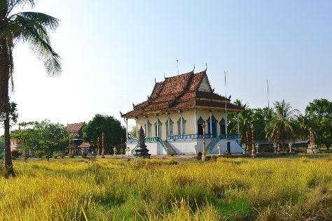 Koh Trong, Kratie, Cambodia
