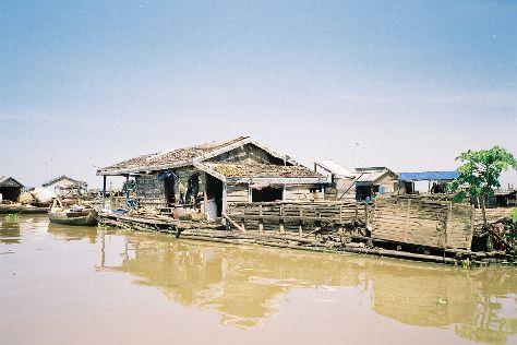 Kompong Luong, Krakor, Cambodia