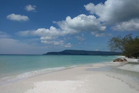 Long Set Beach, Koh Rong, Cambodia