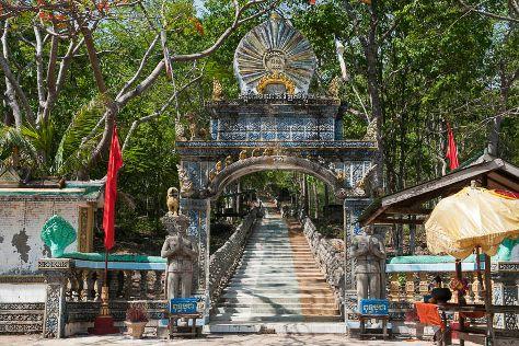 phnom sontok, Kampong Thom, Cambodia