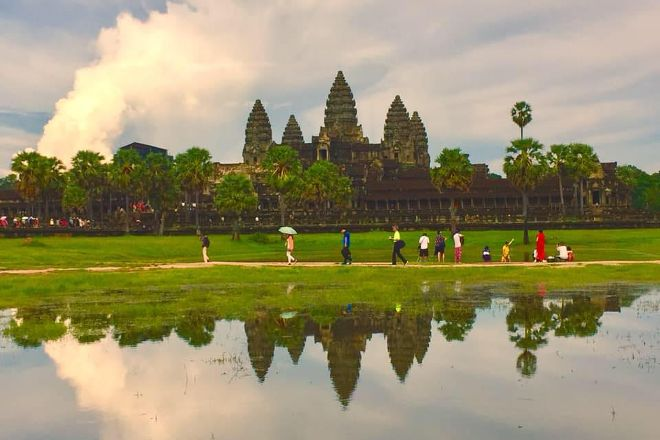 About Siem Reap Cycling, Siem Reap, Cambodia