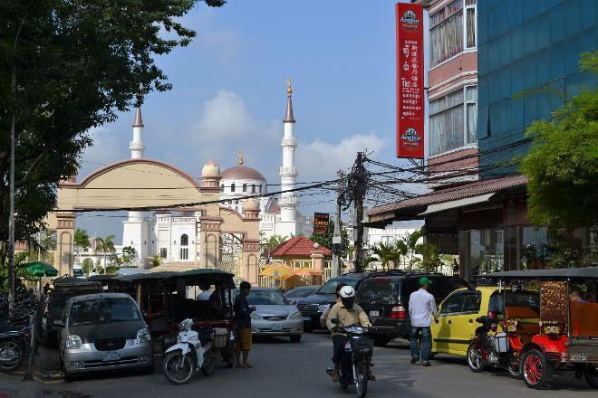 Al-Serkal Mosque, Phnom Penh, Cambodia