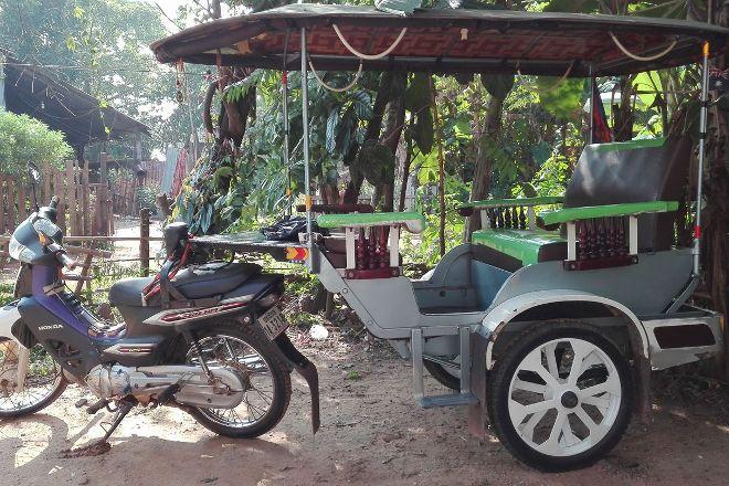 Angkor Agre Tour, Siem Reap, Cambodia