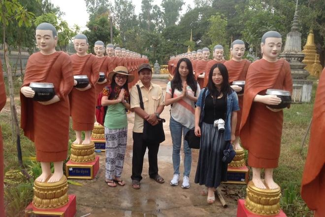 Angkor Amazing Trip, Siem Reap, Cambodia