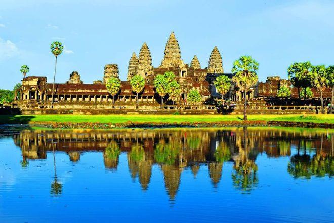 Angkor Daily Tours, Siem Reap, Cambodia