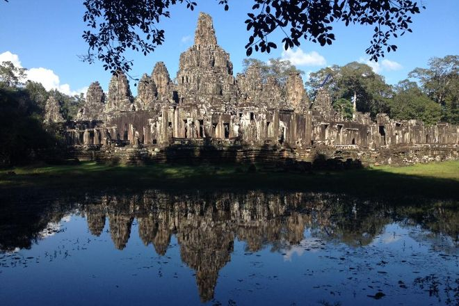 Angkor Driver - Sophal Service- Day Tours, Siem Reap, Cambodia
