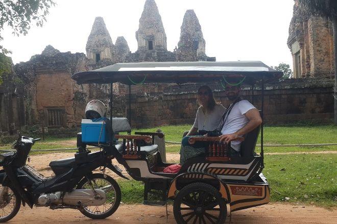 Angkor Express Tour, Siem Reap, Cambodia