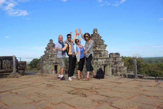 Angkor Family Guide, Siem Reap, Cambodia