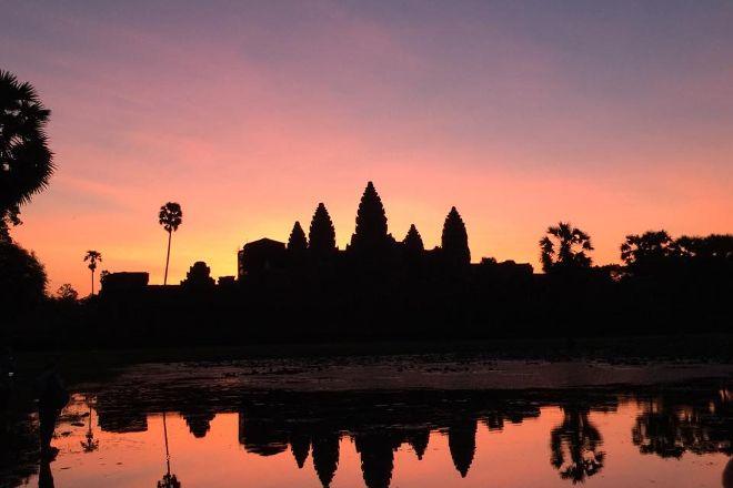 Angkor Friendly Tour, Siem Reap, Cambodia