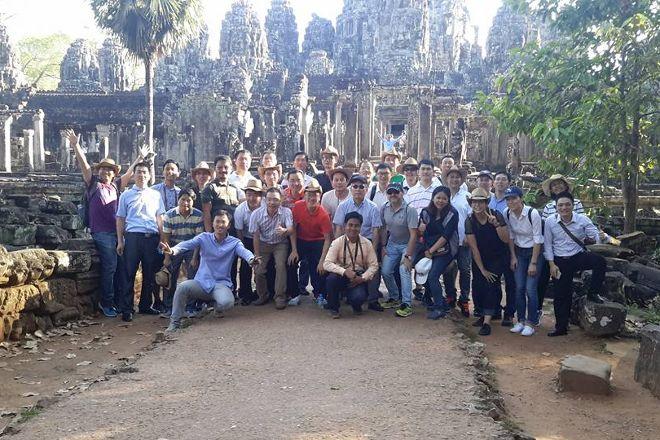 Angkor Guide Adventure, Siem Reap, Cambodia