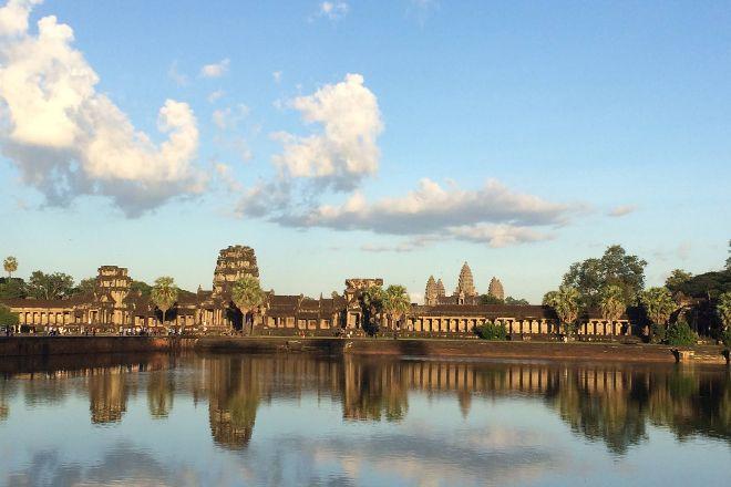 Angkor Guide Em Somuch, Siem Reap, Cambodia