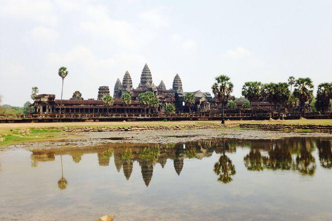 Angkor Guide Tour, Siem Reap, Cambodia