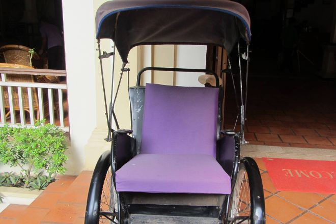 Angkor Safety Vehicle, Siem Reap, Cambodia