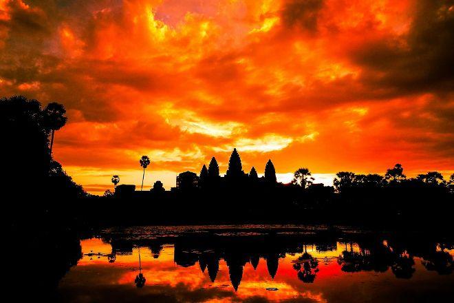 Angkor Smile Tour, Siem Reap, Cambodia